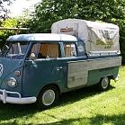 Tapwagen VW Pick Up Doka 1966