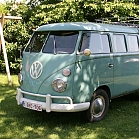 VW Westfalia SO33 1963